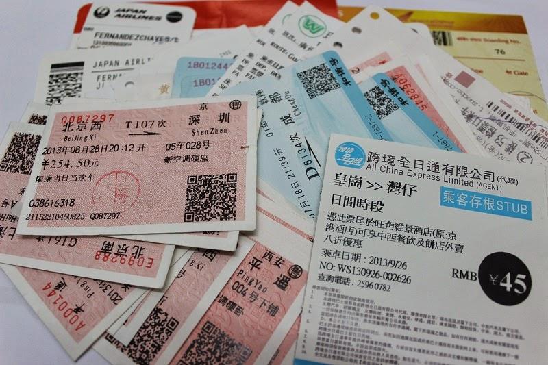 Todos los tickets