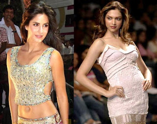 Katrina Vs Deepika