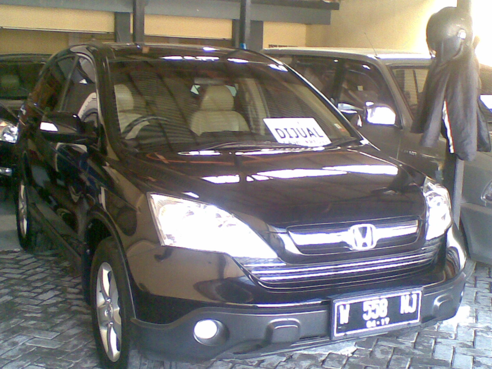 Honda Crv All New Crv Tahun 2007 | Car Interior Design