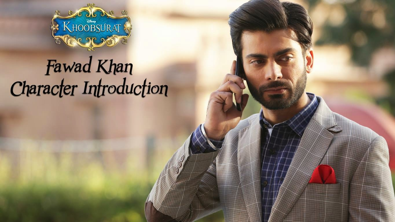 Fawad Khan Khoobsurat Photos