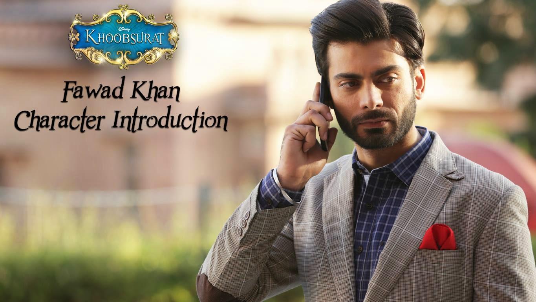 Fawad Khan Khoobsurat Photos