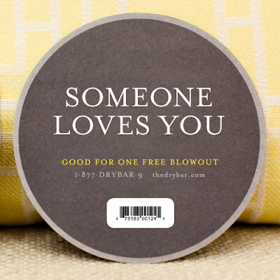 Drybar, Drybar blowout, Drybar free blowout gift coaster, blowout, hair, giveaway, Drybar blowout giveaway, beauty giveaway, A Month of Beautiful Giveaways