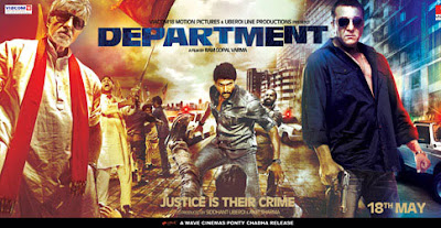 Department First Look Poster