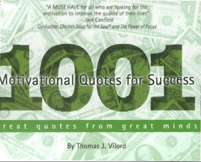 Five Success Quotes For Instant Motivation
