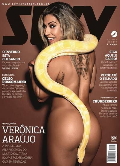 Download Sexy: Verônica Araújo Julho 2015