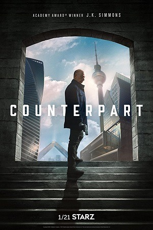 Counterpart - 1ª Temporada Legendada Séries Torrent Download capa