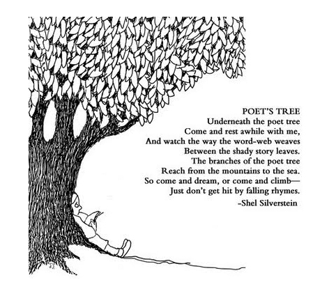 poetryseen in lambley the branches of the poet tree