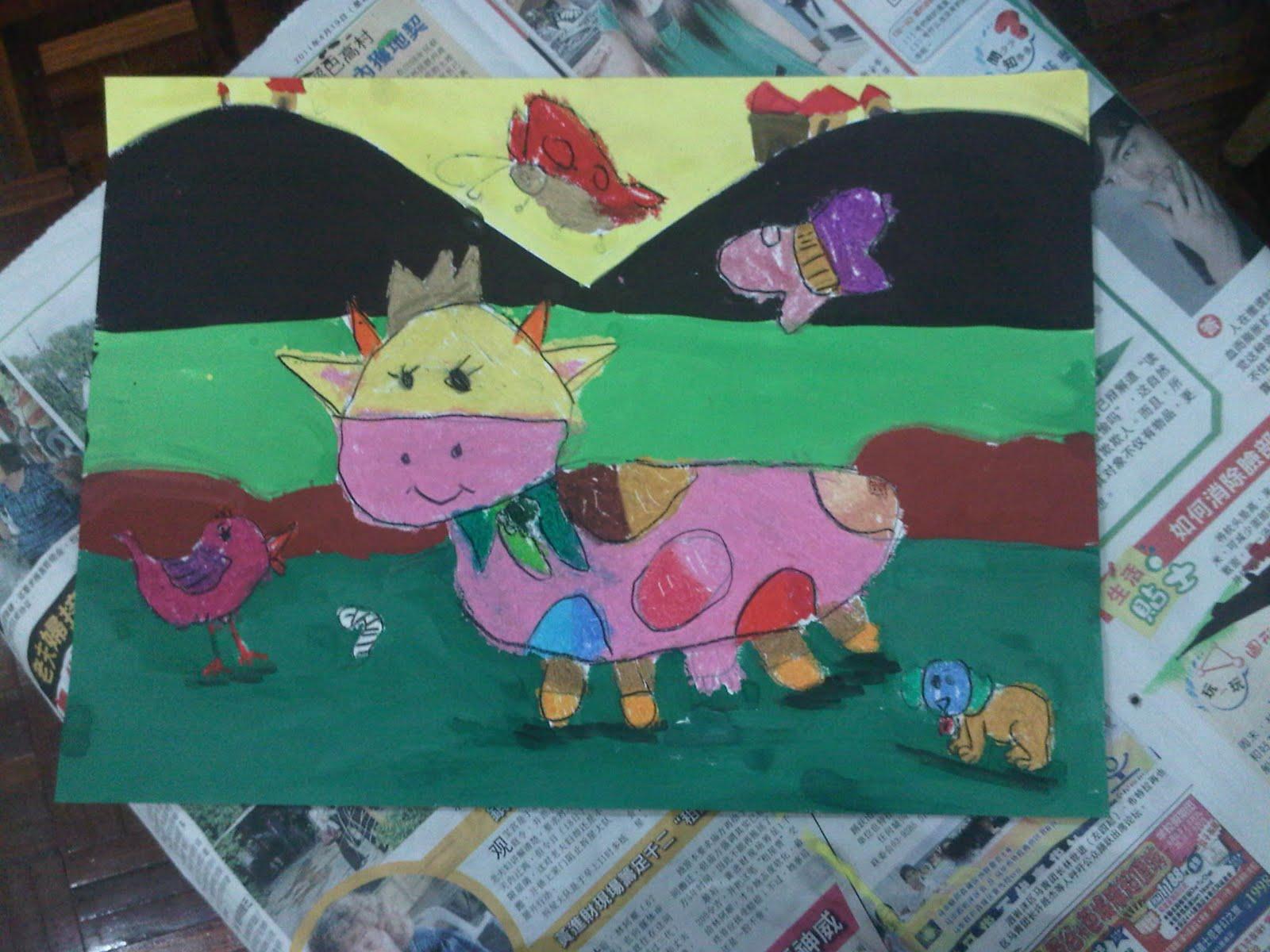 art mind children artwork