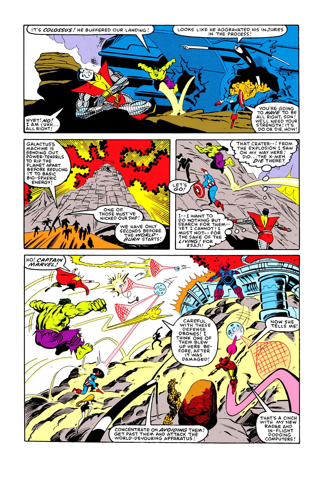 Captain America (1968) Issue #292j #217 - English 11