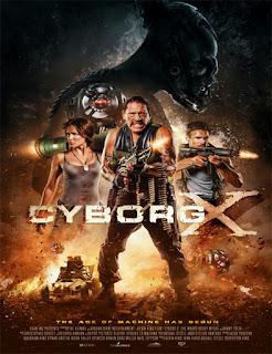 Poster Cyborg x