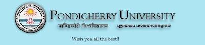 M.Tech. Result 2013 Pondicherry University
