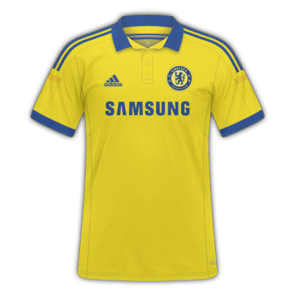 GT Camisas  Camisas Chelsea 2014   2015 - Home e8b7ac0cd1d91