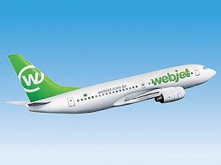 Aeronave da Webjet
