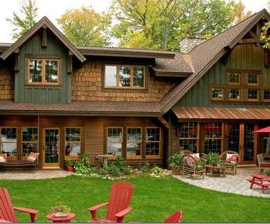 Fachadas de casas colores de fachadas de casas rusticas - Casas rusticas modernas fotos ...