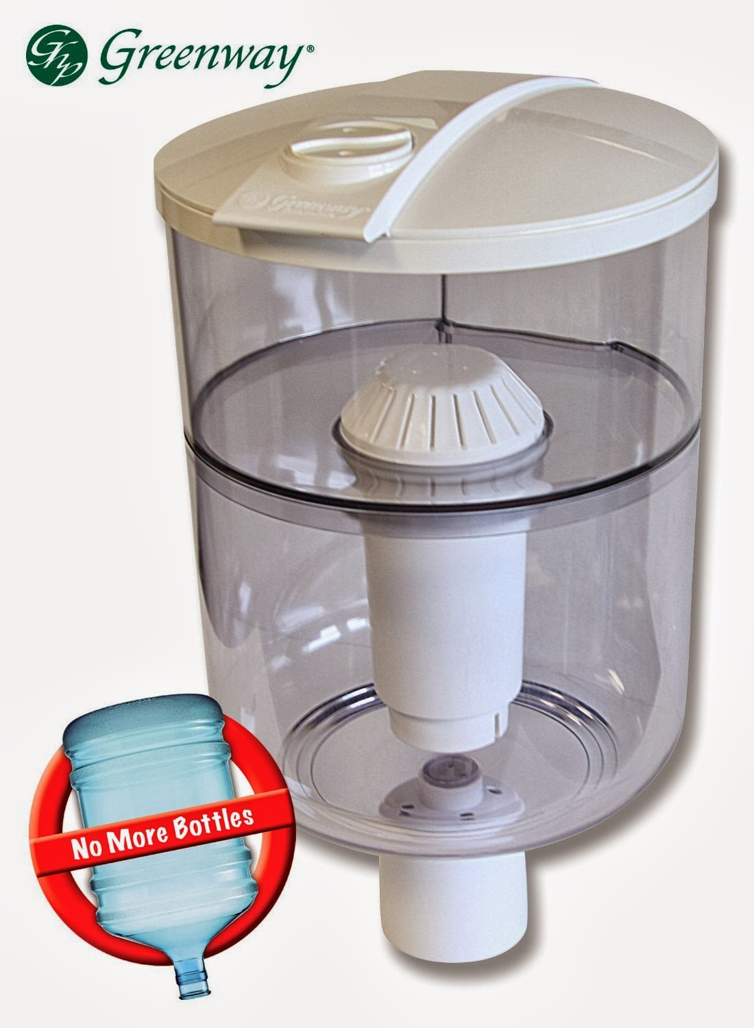 Review greenway water dispenser filtration system water for Water fountain filtration system