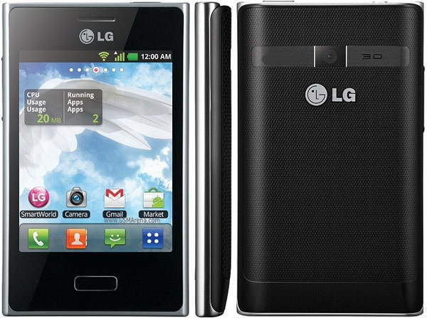 LG E400 Optimus L3 Tech Specification