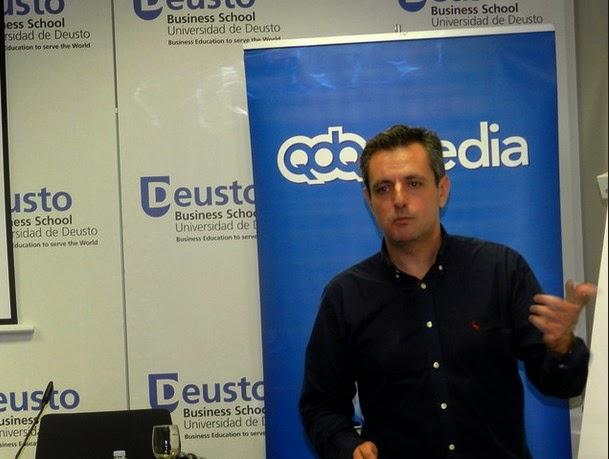Jose Luis Alonso Reguera en Deusto