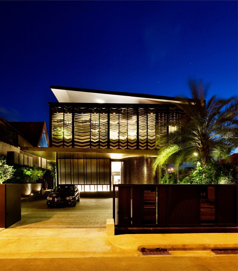 Beautiful Homes Singapore Pics