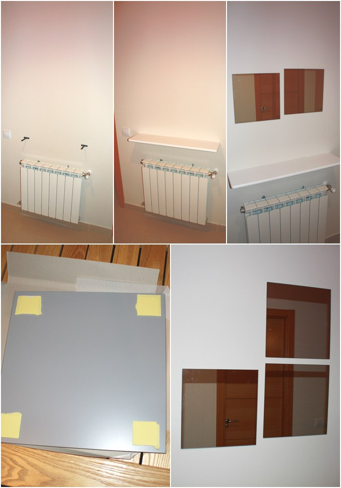 El recibidor x4duros de laura - Espejos de pared ikea ...