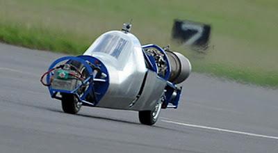 Sepeda Bertenaga Jet Ini Bisa Melesat Super Cepat [ www.BlogApaAja.com ]