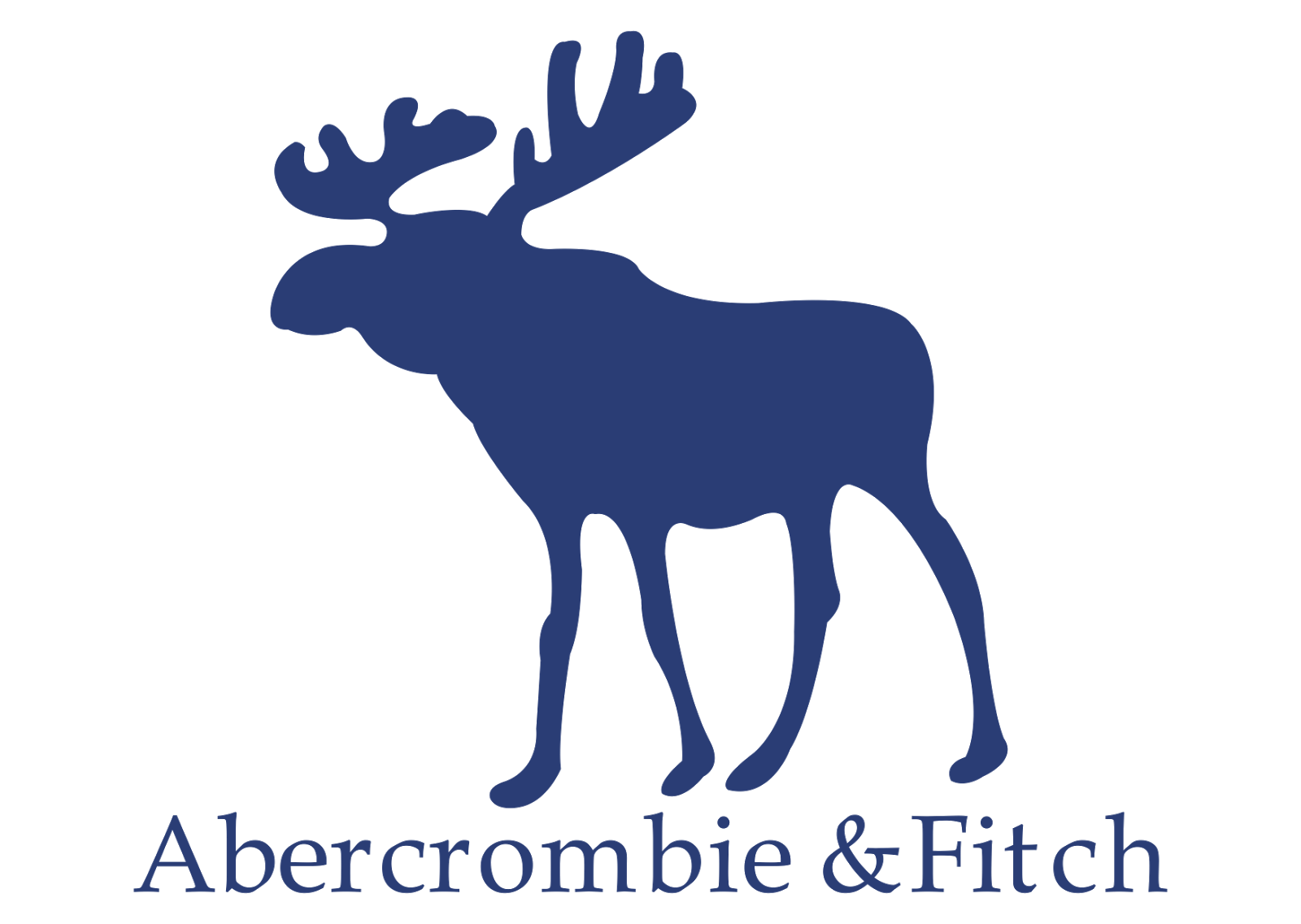 Abercrombie and Fitch Logo Vector download free