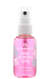 spray per pulire i pennelli essence