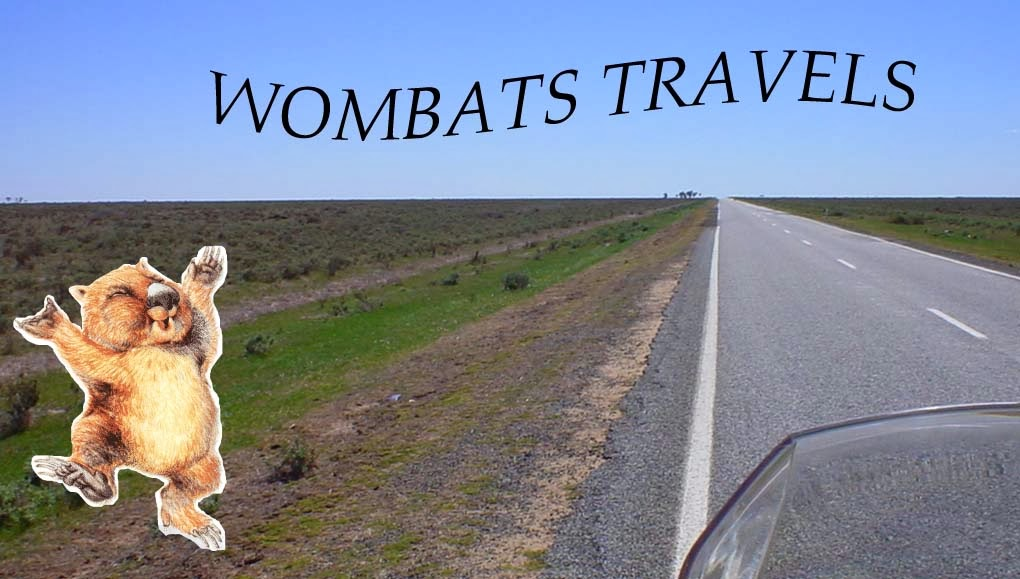 WOMBATS TRAVELS