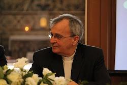 Il Parroco del Centro San Mamiliano