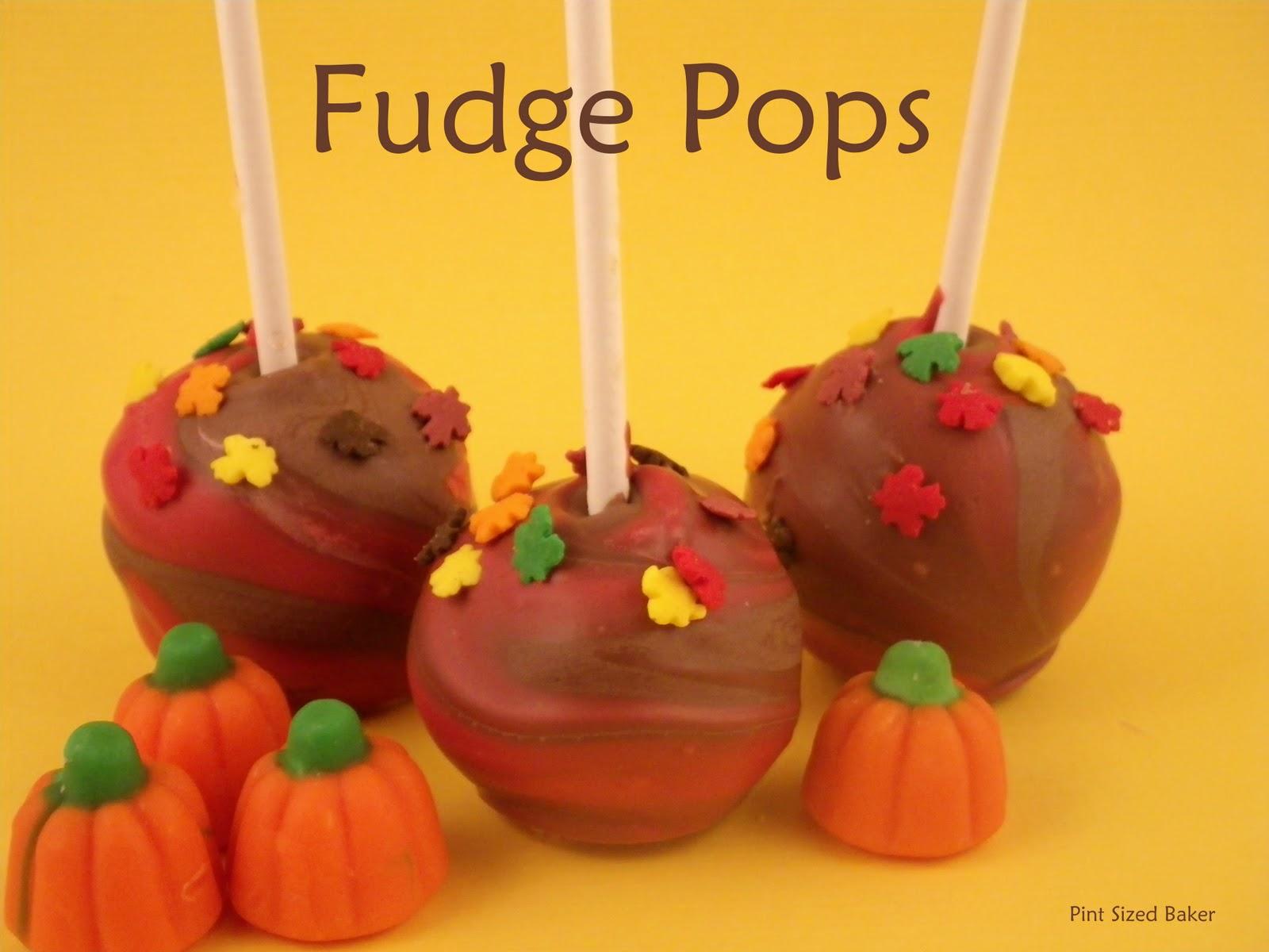 Pint Sized Baker: Fudge Part II