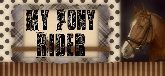 My Pony Rider