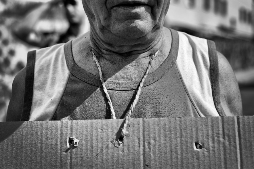 Samuel Aranda. In Spain, Austerity and Hunger.Doctor Ojiplático