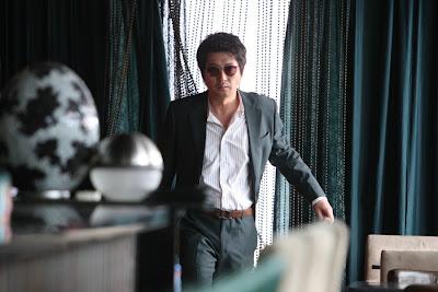 Simon Yam Korean movie