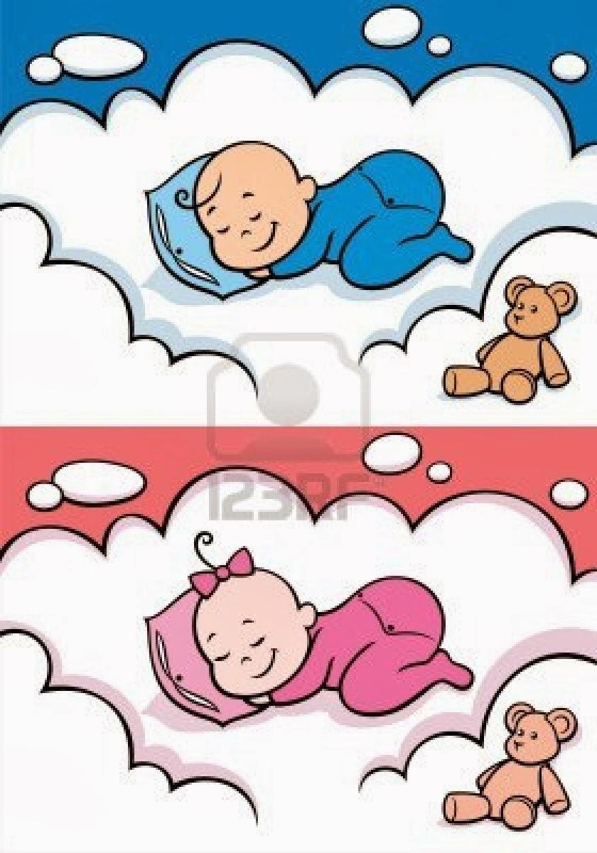 Bebé dormido- dibujo animado - Imagui