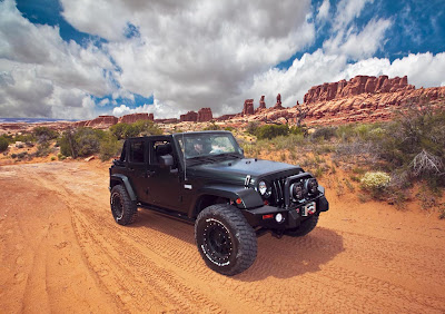 xplore jeep wrangler - 2012 jeep concept cars