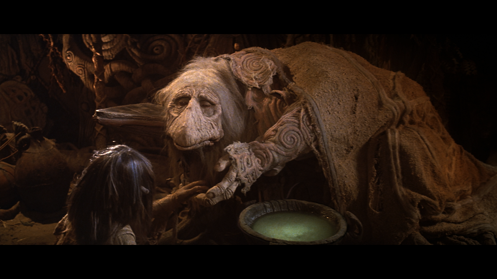 an analysis of a hero of the ages from the movie the dark crystal That spirit in invention, that desire to construct and match wits with an enemy, propel the action in big hero 6 -- giving young audience members terrific role models.