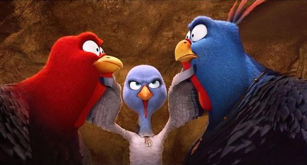 Crítica de Free Birds (Vaya Pavos)