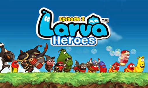 game larva heroes