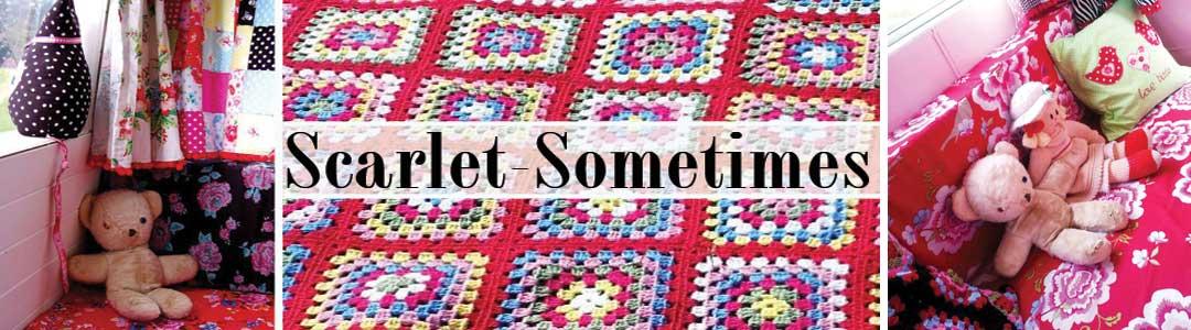 Scarlet-Sometimes