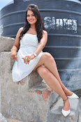 Ashwini latest sizzling photos in white-thumbnail-12