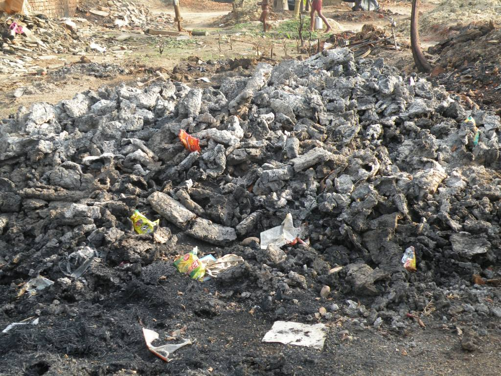 fire pile of ashes bing images