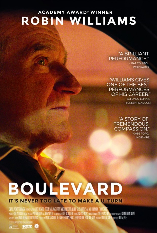 Boulevard – Legendado (2014)