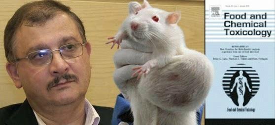 Seralini reaparece: Glifosato es cancerígeno