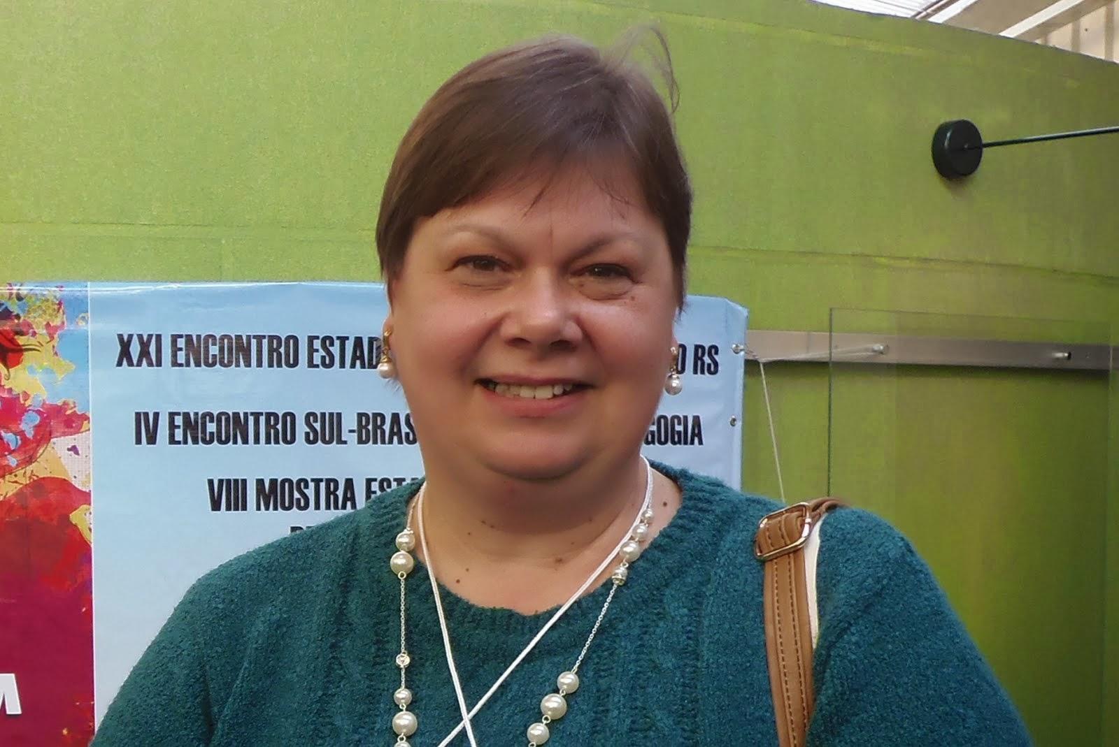 Inêz Maria Kwiecinski - Psicopedagoga Clínica e Institucional - ABPp 1040/12