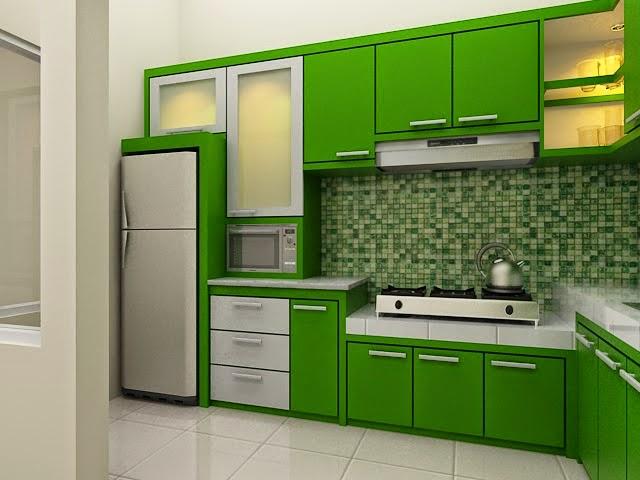 Desain Kitchen Set Minimalis Sederhana Namun Modern