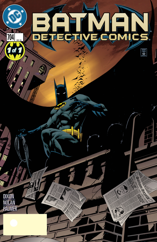 Detective Comics (1937) 704 Page 1