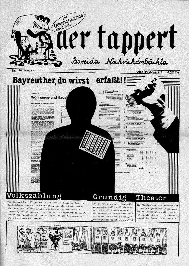 Fenes Jugendzentrum Bayreuth 1974 82 Revival Party Zum 40