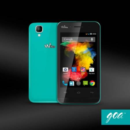 A meno di 50 euro sarà venduto il Wiko Goa un telefono android kitkat dual sim