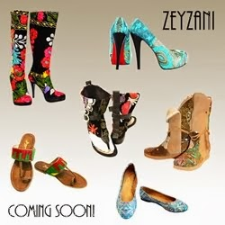COMING SOON ZEYZANI ON ELOMAKEUP&FASHION
