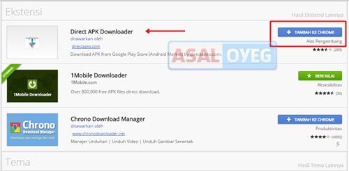 download apk dari google play