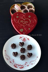 La mia raccolta di ricette al cioccolato